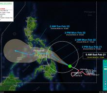 Tropical Depression AURING (DUJUAN) Advisory No. 08
