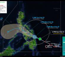 Tropical Storm AURING (DUJUAN) Advisory No. 09