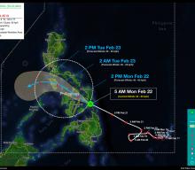 Tropical Depression AURING (DUJUAN) Advisory No. 10