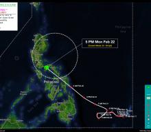 Tropical Disturbance (LPA) AURING [DUJUAN] Final Advisory