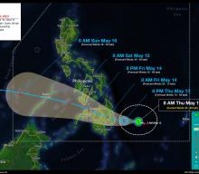 Tropical Storm CRISING Advisory No. 01