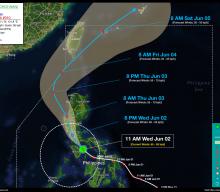 Tropical Storm DANTE (CHOI-WAN) Advisory No. 10