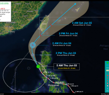 Tropical Storm DANTE (CHOI-WAN) Advisory No. 13