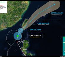 Tropical Storm DANTE (CHOI-WAN) Advisory No. 15