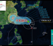 Severe Tropical Storm FABIAN (IN-FA) StormWatch No. 04