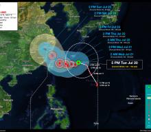 Typhoon FABIAN (IN-FA) StormWatch No. 05