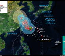 Typhoon FABIAN (IN-FA) StormWatch No. 06