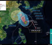 Typhoon FABIAN (IN-FA) StormWatch No. 07