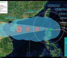 Severe Tropical Storm MARING (KOMPASU) Advisory No. 04