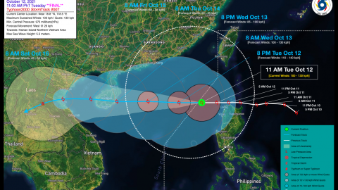 Severe Tropical Storm MARING (KOMPASU) Final Advisory